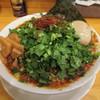 麺処 太陽 - 料理写真:韓国らーめん( ̄▽ ̄;)タラタラ