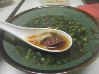 久野 - ミニうどん(  ̄▽ ̄)