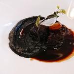 83893221 - 鹿ウデ肉の赤ワイン煮込み
