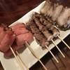 与作 - 料理写真:チーズベーコン・ハツ・豚バラ