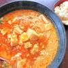 Choushuuryuu - 料理写真:マーボ担々麺(大盛)+ミニチャーハン