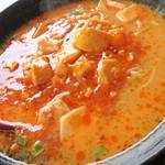 長秀龍 - マーボ担々麺
