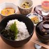 Oryouritomiyama - 料理写真:釜揚げしらす丼御膳 1380円税込