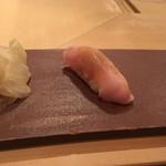 鮨 あい澤 - 金目鯛