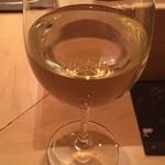 鮨 あい澤 - 白ワイン