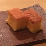 鮨 あい澤 - 玉子焼