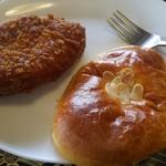 サニーサイド - カレー&クリームパン