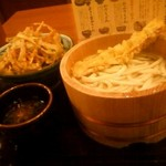 丸亀製麺 - 釜揚げ・ぶっかけ(冷)