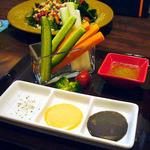 kitchen @ease - 野菜スティック