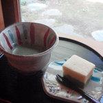 839903 - 抹茶セット(お菓子付き)