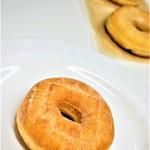 ヒグマドーナッツ - シュガー