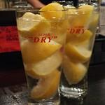 あずき色のマーカス - ざく切り凍らせレモン