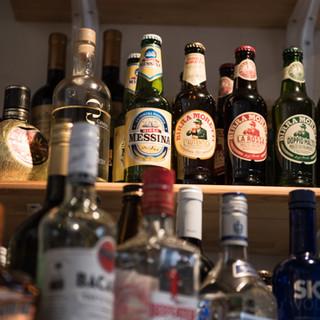 北~南~シチリア島まで旅するように豊富なイタリア各地のワイン