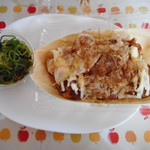 たこたこ団 - 料理写真:ネギポン酢