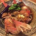 大乃助 - 金目鯛あら炊き