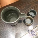 よね蔵 - 長岡市小島谷の久須美酒造 亀の翁 純米大吟醸 1,800円