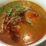担々亭 - 四川坦々麺(中辛)850円