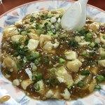 中華居酒屋 上海ママ料理 - 麻婆豆腐