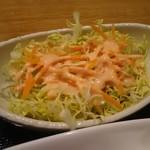 日乃本食堂 - サラダ