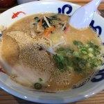 九州麺匠の味 やまごや - 料理写真:春の胡麻味噌ラーメン