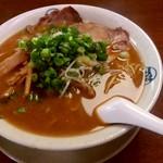FUJI ICHIBAN - 【2018.4.10(火)】味噌らーめん(並盛)$9.50