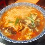 凛 - サンラータン麺