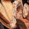 ベーカリー&レストラン 沢村 - 料理写真:はじめに届いたパン三種
