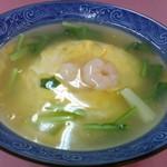 八珍 - 料理写真:天津飯