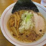 麺創宮本 - 武蔵醤油らーめん
