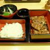 うな善 - 料理写真:鰻重(竹)
