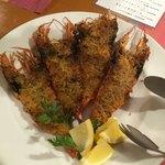 ラ・フレッチャ - この海老が美味し―のよ