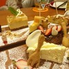 こまち食堂 - 料理写真:感動!メルヘンデザート盛り♥️