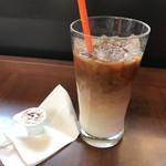 サンマルクカフェ - ドリンク写真:カフェラテ