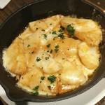 イタリア大衆食堂 堂島グラッチェ - 山芋オーブン焼き
