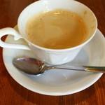 Vivoイタリア食堂 - コーヒー