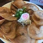 麺や 紡 - 熟成らー麺(130g) 追加チャーシュー @850-