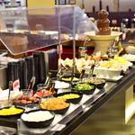 四川飯店 - 目にも鮮やかで食欲をそそります
