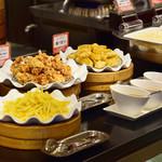 四川飯店 - お子様に大人気の唐揚げ