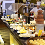 四川飯店 - 女性に人気の点心やチョコレートフォンデュ