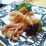 鮨 ひでぞう - 赤貝