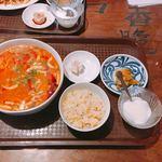 成都 - 坦々刀削麺 ¥780-