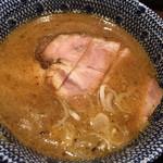 つじ田 - 濃厚特製つけ麺1080円