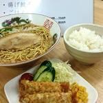 中華そば 棗 - 料理写真: