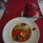 カフェテラス・ド・パリ - 地中海料理、クスクス