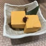 Totoichi - うにチーズ豆腐