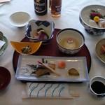 夕日海岸ホテル - 料理写真: