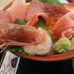 お魚いちば おかせい - 大きな海老