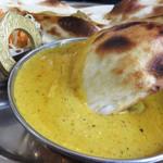 ヒマラヤインドレストラン - めっちゃクリーミーで快楽的な味ですが、結構モッタリしています。