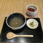 廣久葛本舗 - 料理写真:葛湯♡