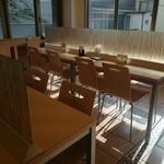 スーパーホテル - 朝食コーナー